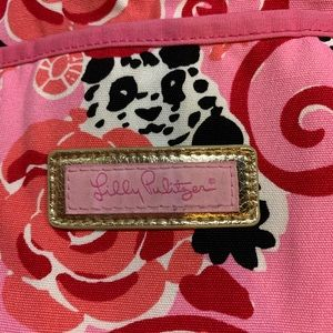 Lilly Pulitzer Limited Edition Greek Tote